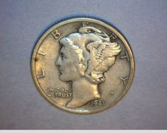 Mercury Dimes, Rare, United States, Silver Dimes, Coins, History, Videos