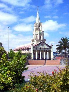 Iglesia en Caldera