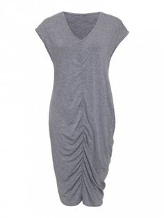 Powell Drape Tank Dress from Metalicus  #winterinspiration #metalicus