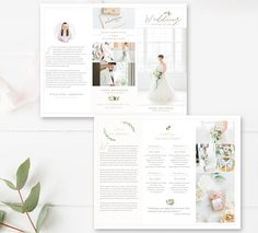 Weiche Aquarelle Hochzeit Fotografie Broschüre Vorlage zu helfen, Ihre Fotos zu präsentieren und Ihre Kunden zu informieren.   Vorlagen werden können eine unbegrenzte Anzahl von Zeiten für Marketing oder mit Clients verwendet. Jede Schicht ist vollständig anpassbar, damit Sie die Farben, Text und Bilder ändern können.   SOFORT-DOWNLOAD!  * Photoshop-Datei in Ihrem Etsy-Konto sofort nach dem Kauf zur Verfügung!    Benötigen Sie Hilfe bearbeiten Ihre Vorlagen - schauen Sie sich den folgenden…