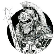 Roman Eddie Inked 1 by ~taplegion on deviantART