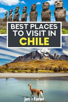 a trip to Chile? Here's a perfect list of the best places to visit in Chile, from the . Planning a trip to Chile? Here's a perfect list of the best places to visit in Chile, from the desert to the mountaintops! Cool Places To Visit, Places To Travel, Travel Destinations, Places To Go, Holiday Destinations, Les Continents, Countries To Visit, Destination Voyage, South America Travel