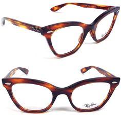 55a0ea301b7 Ray-Ban Eyeglasses RX 5226 2144 Striped Havana 49mm at NyciWear  94.50.  This is