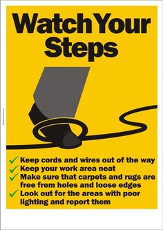 Workplace Safety Posters | Safety Poster Shop - Part 6