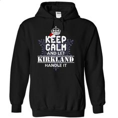KIRKLAND-Special For Christmas - #southern tshirt #hoodies for men. CHECK PRICE => https://www.sunfrog.com/Names/KIRKLAND-Special-For-Christmas-hsozp-Black-5761163-Hoodie.html?68278