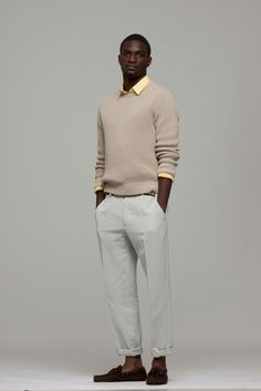 Ami | Spring 2012 Menswear Collection | Style.com