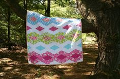 Diamond Chain Quilt | by twinfibers