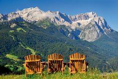 Garmisch Partenkirchen - Bavaria, Germany. Winter, Spring, Summer, Fall it's beautiful all year round... I should know I'm here all the time.