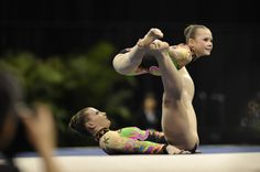 Acrobatic Gymnastics People Are Awesome ! - 2012 Worlds Orlando - Final Clip - We are Gymnastics!