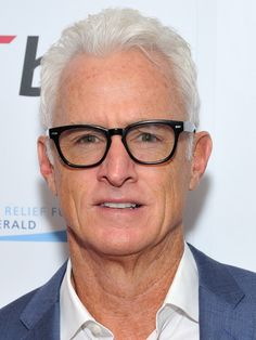 HAPPY 58th BIRTHDAY to JOHN SLATTERY!!     8/13/20  American actor and director, best known for his role as Roger Sterling in the AMC drama series Mad Men.