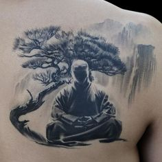 Japanese tattoo designs are renowned for their rich symbolism that is hard – if not impossible – to find in western tattoos. Buddha Tattoos, Buddhism Tattoo, Body Art Tattoos, Buddha Tattoo Design, Traditional Japanese Tattoo Meanings, Japanese Tattoo Designs, Henna Tattoo Designs, Japanese Tattoo Symbols, Japanese Dragon Tattoos