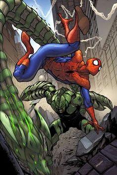 Spider-Man by Stefano Caselli.