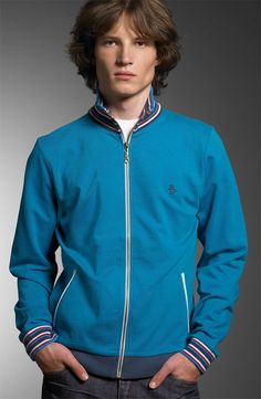 rally man - bright and comfy looking track jacket