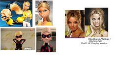 Miraculous Ladybug: Real Life Cosplay Version of Antibug/ Queen Bee aka Chloe Bourjouis