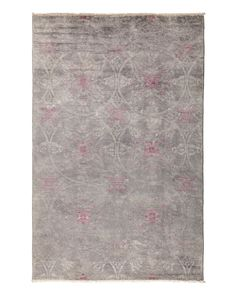 """Solo Rugs Vibrance Overdyed Area Rug, 5'3"""" x 8'1"""""""