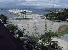 Projeto de revitalização da Praça Mauá, no Rio de Janeiro, recupera a relação da cidade com a baía, oferecendo um caminho desimpedido aos pedestres e evidenciando obras históricas ao redor | aU - Arquitetura e Urbanismo