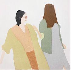 Monotype on Paper~ Renée Gouin