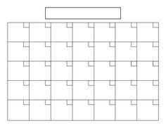 Blank Calendar Pages, Daily Calendar Template, Weekly Calendar, 2019 Calendar, School Calendar, Jewish Calendar, Chinese Calendar, Monthly Planner, Printable Blank Calendar