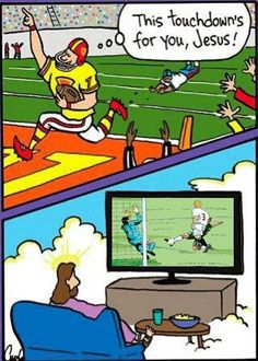 Catholic Memes (On Facebook) Sorry I am a soccer fan. ;}