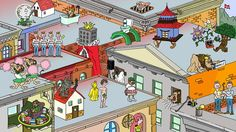 Gabriel Corbera: www.folioart.co.uk/illustration/folio/artists/illustrator/gabriel-corbera - Agency: www.folioart.co.uk - #illustration #art #digital #comic