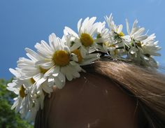 How to make a Marguerite Crown