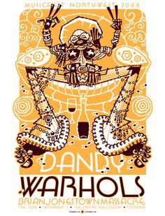 Dandy Warhols, The - Brian Jonestown Massacre