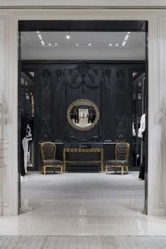"""""""Milan Design Agenda honors Italian AD 100 list, Peter Marino and Studio Peregalli-Montaigne Avenue Paris"""""""