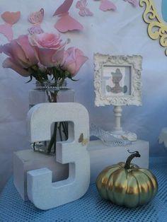 Bibiana G's Birthday / Cinderella - Photo Gallery at Catch My Party Cinderella Theme, Cinderella Pumpkin, Cinderella Birthday, 3rd Birthday Parties, Birthday Party Decorations, 4th Birthday, Birthday Crowns, Party Favors, Birthday Ideas