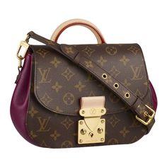Eden PM [Model: M40760 Color: Aurore Material: Monogram Canvas Size: 3.5 x 8.3 x 9.8 inches ] - $210.99 : Louis Vuitton Handbags,Louis Vuitton Bags,Cheap Louis Vuitton