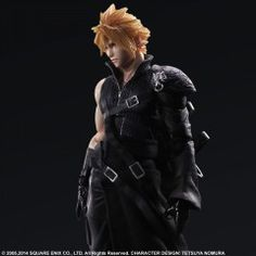 "Final Fantasy 7 Advent Children Cloud Strife Fridge Magnet 2/"" x 1.5/"" #2"
