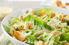 Jamie Oliver's Healthy Caesar Salad