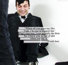 Aw frank