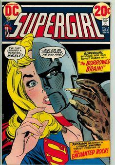 Supergirl 4 (G/VG 3.0)