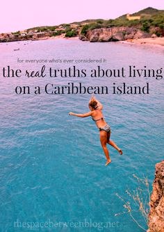 This is great for anyone who has ever considered the possibility of living on a Caribbean island, so many great points we wouldn't necessarily realize. Great article!