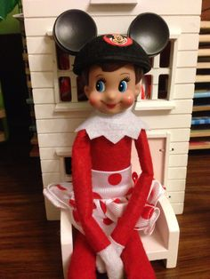 Elf on the shelf - D