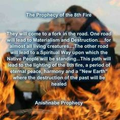 prophesy of the 8th fire