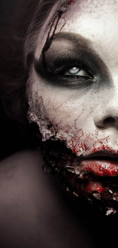 """""""I feel it deep within/ It's just beneath the skin/ I must confess that I/ Feel like a monster.""""- Skillet"""