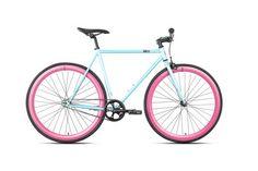 6KU Fixed Gear Single-Speed Fixie Bike Akoya-2