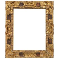Carved Giltwood Spanish Baroque Frame 1stdibs Pictures Modern Picture Frames