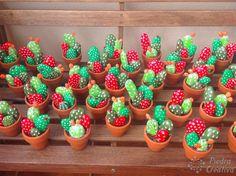 Como hacer un jardin con cactus y piedras