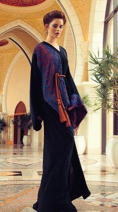 Designer Inspired Abaya 1415