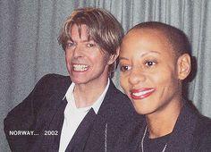 #DavidBowie #Bowie #GailAnnDorsey