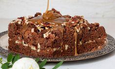 Suklaisen tahmainen Rock slide -brownie tuo lohtua kaamokseen - IL-TV