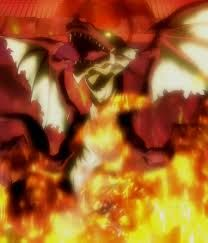 Bilderesultat for fairy tail natsu dragon form