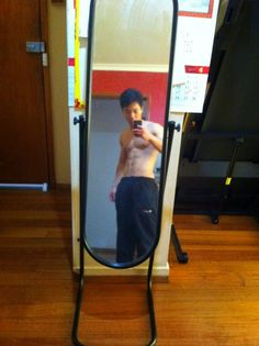 How to get six-pack abs: My journey to six-pack abs