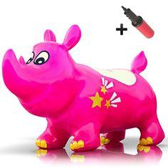 WALIKI TOYS Bouncy Kent the Rhino Inflatable Horse Hopper... https://www.amazon.com/dp/B00PL3IKTO/ref=cm_sw_r_pi_dp_x_.xr7ybDFDTR3X