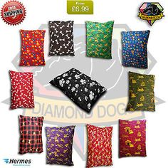 Dog bed xl #cushion puppy pet #extra / large mattress with zip #cover free p&p,  View more on the LINK: http://www.zeppy.io/product/gb/2/182063392555/