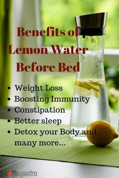 9 benefits of lemon water before bed that you didn't know of🤔🤗 lemon water before bed is something you definitely need to try. Warm Lemon Water Benefits, Pink Salt Benefits, Health Benefits Of Lime, Drinking Warm Lemon Water, Hot Lemon Water, Benefits Of Drinking Water, Lemon Nutrition, Diet And Nutrition, Lemon Water Before Bed