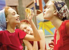 We're talking BIG BOWLS OF PASTA. Come join. http://www.manrepeller.com/best_of_internet/best-meal-ever.html