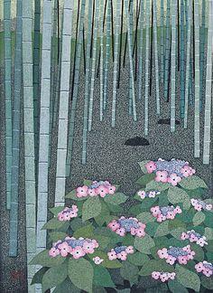 In Green Wood - Kazuyuki Ohtsu